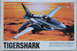 Hobbycraft 1/144 1008 Northrop F-20 Tigershark